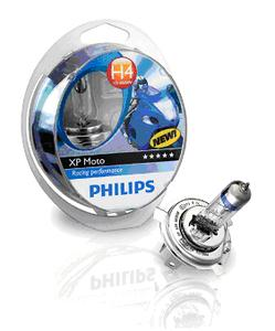 Die Philips XP Moto bietet die derzeit hellste Motorradbeleuchtung