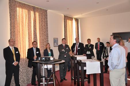 Roundtables boten Platz für Diskussion und Erfahrungsaustausch