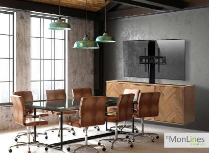 MonLines MLS675 elektrischer Einbau TV Lift