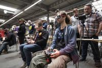 Teilnehmer der Drone Champioships 2020 in Erfurt (c)Michael Kremer/SnapArt