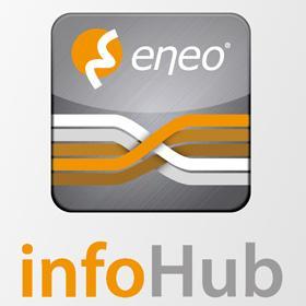 eneo InfoHub Screen Icon
