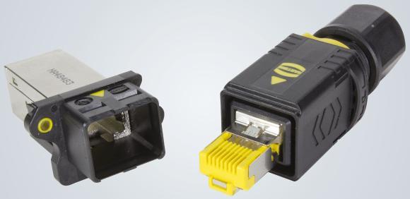 Der PushPull V4 Industrial ist fit für anspruchsvolle Einsatzgebiete