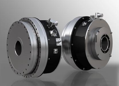 Auf der EMO 2015 präsentiert Nabtesco einen kompakten Servomotor kombiniert mit einem Präzisionsgetriebe für Werkzeugmaschinen