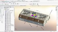 Das in SolidWorks integrierte System CAMWorks bietet toleranzbasierte Bearbeitungsmöglichkeiten – zu sehen bei Geovision auf der AMB (Bildrechte: Geovision GmbH & Co. KG, Wagenhofen)