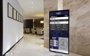 Digital-Signage-Lösungen von IAdea Deutschland: Wichtige Informatioen auf eine Blick.