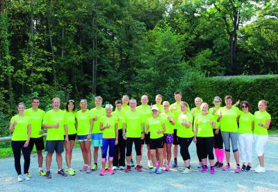 Fitness check and tips on nutrition: Employee Fitness Day at Logwin