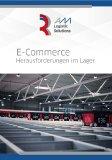 Das Whitepaper von AM Logistic Solutions gibt Lagertipps für Online-Händler