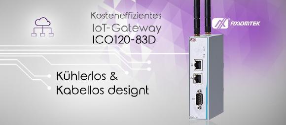 Das neue ICO120-83D