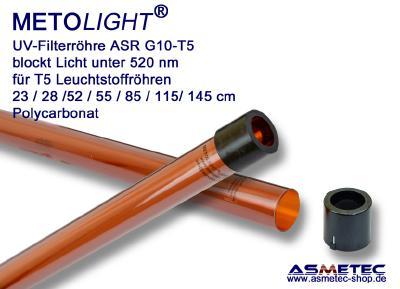 UV-Filterröhre bis 520 nm
