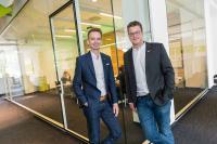 Dr. Daniel Schulten und Thomas Golatta -  Gründer und Vorstände der netzkern AG