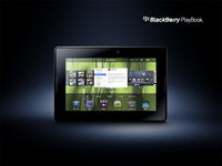 RIM präsentiert BlackBerry PlayBook Tablet auf CES 2011