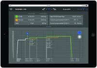 Pacelab Flight Profile Optimizer for iPad, user interface design