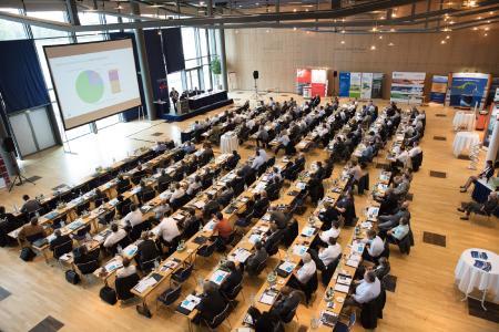 Impressionen des KWK-Jahreskongresses 2017