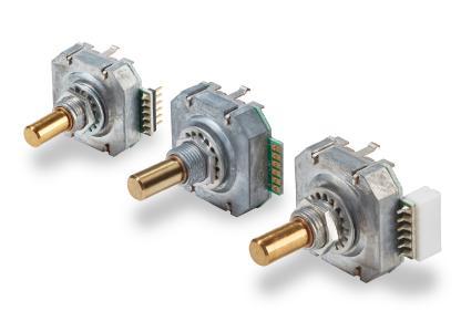 Die einzigartige Kombination seiner Eigenschaften macht den MRX50 von MEGATRON zum idealen Handeinsteller für Bedienpanels mit beengten Bauräumen