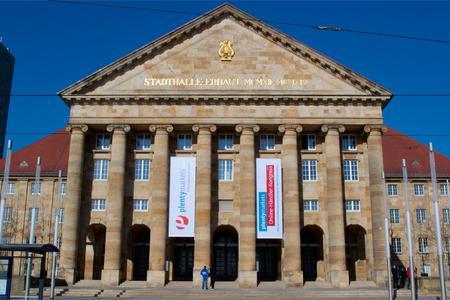 Kongress Palais von außen