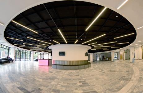Blick ins Foyer. (c)Frank-Michael Arndt