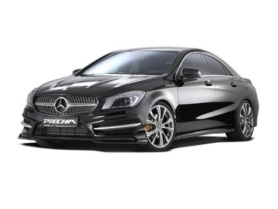 Sportive Styling for CLA W117 from Piecha Design