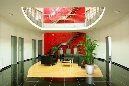 HANNO neues Verwaltungsgebäude innen
