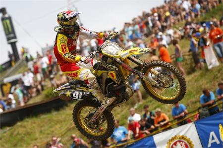 Coldenhoff Back for Belgian MX Grand Prix