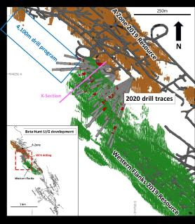 Karora Resources Announces New Gold Footwall Zone and Nickel Zone at the Beta Hunt Mine; Regional Gravity Survey at Higginsville