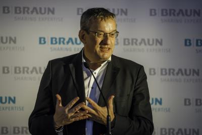 Dr. Meinrad Lugan / Bildnachweis: B. Braun Melsungen AG/Thomas Rosenthal