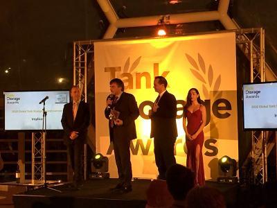 Implico erhält Tank Storage Award als Best Terminal Supplier