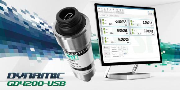 Digitaler USB-Drucktransmitter ESI GD4200-USB