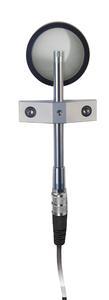 Zur Erfassung von Überströmgeschwindigkeiten, sprich Strömungsrichtungen, wird ein solcher Sensor direkt vor eine Wandöffnung montiert