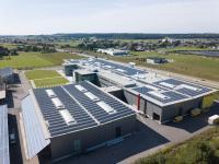 CO2 neutrale Fabrik des VDI ZRE