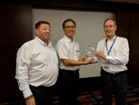 YXLON honors its most successful agents in Asia