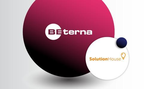 Zusammenschluss von BE-terna und SolutionHouse
