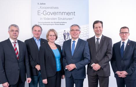 Rhein-Neckar ist Vorbild für länderübergreifende Verwaltungszusammenarbeit