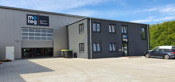 Mit E-Mobilität auf Wachstumskurs - MOTEG GmbH eröffnet neuen Produktionsstandort in Handewitt