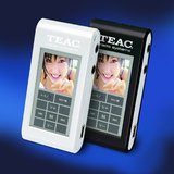 Der neue TEAC MP-350: Flash-MP3-Player mit Touchscreen