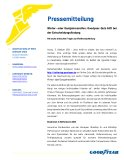 [PDF] Pressemitteilung: Winter- oder Ganzjahresreifen: Goodyear-Quiz hilft bei der Entscheidungsfindung