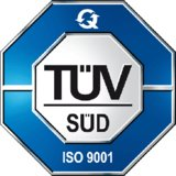 ZUWA Pumps - Quality now ISO 9001 certified