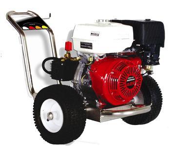 Benzin Hochdruckreiniger Typ HDR285 von bluetec