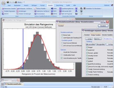 Simulationsanalyse