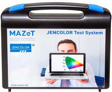 DK MTCS-INT-AB5 Development Kit for system tests / Foto: MAZeT GmbH