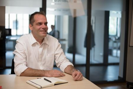 Christoph van Lück, Chief Operation Officer, DeskCenter Solutions AG