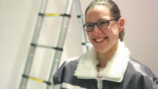 Sonia Niedhart - Geschäftsführerin der Omniprotect.de GmbH