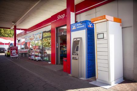 Swobbee Station Sprint Tankstelle