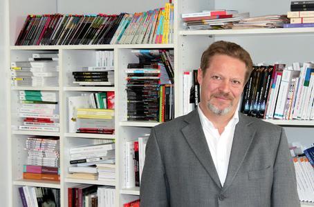 Guillaume de Courcy ist einer der beiden Inhaber und Geschäftsführer von Sagim.