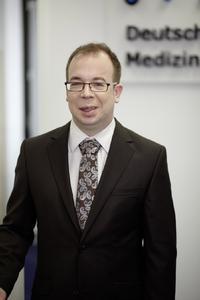 Thomas Gazda ist Geschäftsführer des Deutschen Medizinrechenze...