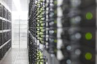 Strato Rechenzentrum Server Kaltgang