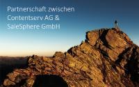 Partnerschaft zwischen Contentserv AG & SaleSphere GmbH