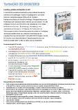 [PDF] Prospekt: TurboCAD 2D 2018