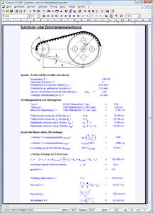 Vorgefertigte Variantenberechnung in VCmaster