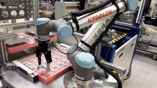 KEBA ist neues Mitglied des SEF Smart Electronic Factory e.V.