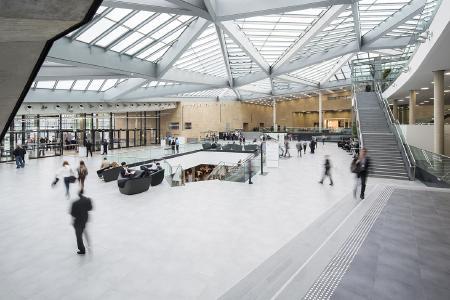 Unter anderem in den Gebäuden des WorldCCBonn findet noch bis zum 17. November 2017 die 23. Weltklimakonferenz der Vereinten Nationen statt. (Bild: World Conference Center Bonn)